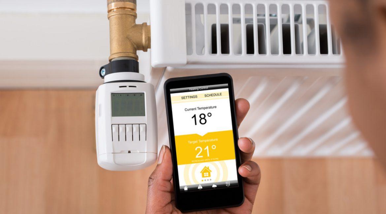 Smart termostat
